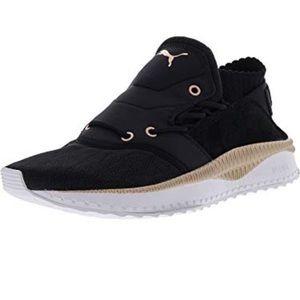 NWT Puma Tsugi Shinsei Black/Gold Sneakers Sz 10.5